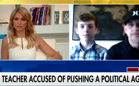 Parent Slams Teacher Who Called Fox News 'Fake' And Told His Son To Google Trump's Lies