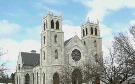 Historic Buildings of Connecticut  » Blog Archive   » First Lutheran Church of the Reforma