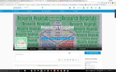Research Hospitals - Channels