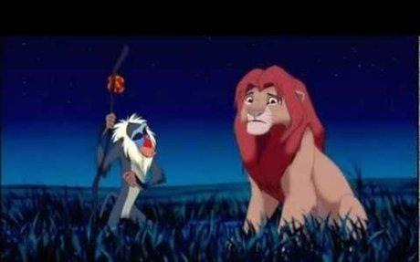Az oroszlánkirály - A változás jó