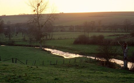 Agricultural Water Issues Keep Overflowing