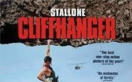 9. Cliffhanger