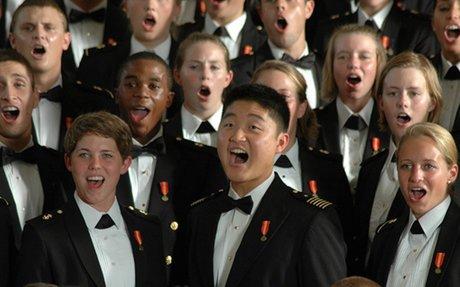 Minnesota Orchestra - U.S. Naval Academy Glee Club - Nov. 10