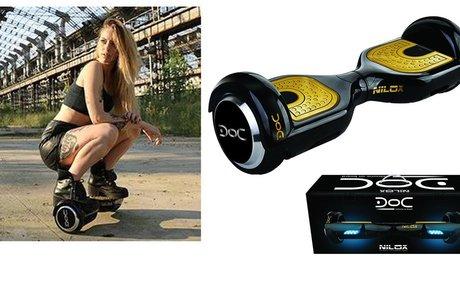 Hoverboard: quando le gambe diventano ruote | TechTake