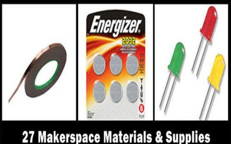27 Makerspace Materials & Supplies - Makerspaces.com