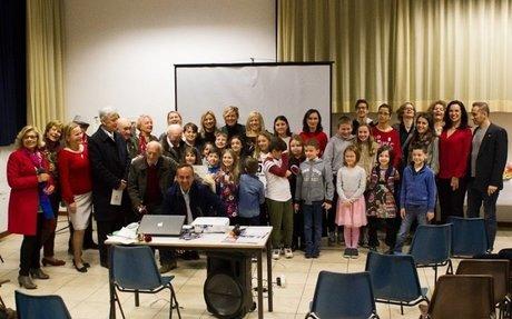UMBRIA:  Niezwykła lekcja historii w szkole Anders | Polacy we Włoszech - wiadomości onlin