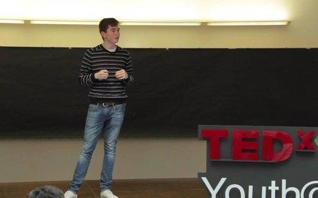 Understanding autism | Brendan Metz | TEDxYouth@FHS