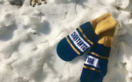 Chesterton Academy Mittens for Sale
