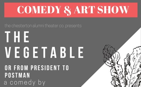Alumni-Faculty Comedy and Art Show
