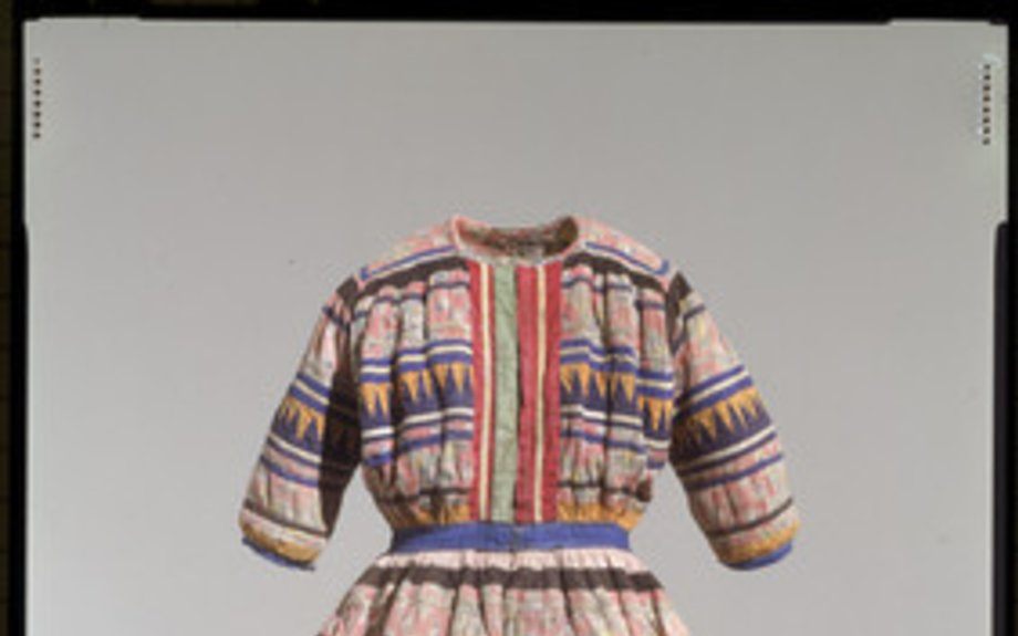 Young Boy of the Seminole Tribe (Clothing)