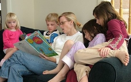 Benefits of Reading To Your Child - Raise Smart Kid