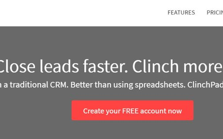 Online sales CRM for small teams- track & manage your sales leads
