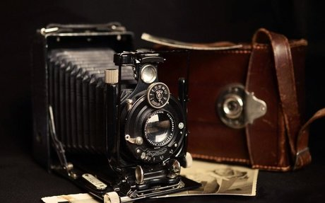 The History of Photography: Facts and Notes to Wow Your Friends