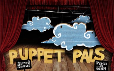 Create a Digital Story Using Puppet Pals-Check out examples by 2nd graders