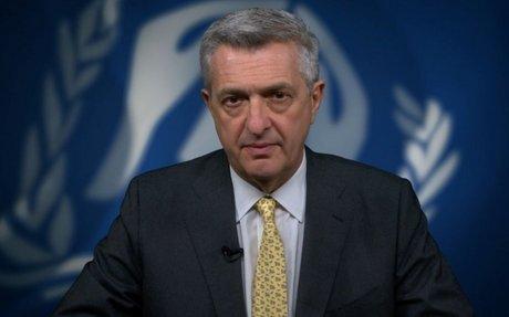 """المفوض السامي غراندي يدعو إلى """"إظهار التراحم"""" تجاه اللاجئين في رمضان"""