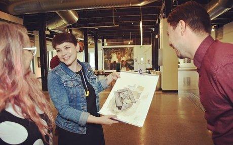 Arthyve's Jessie de la Cruz Raises the Bar on Artist Archives With New Grant
