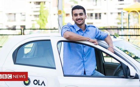 Uber rival Ola revs up to enter UK market