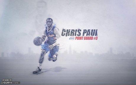 "Chris Paul - ""Too Much Sauce Mix"""