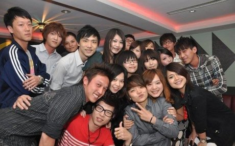 Taiwan's Friends