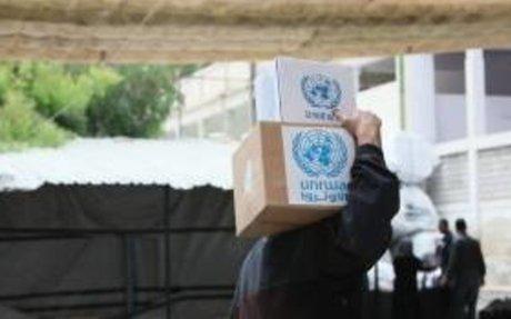اليونيسف والأنروا تشجبان قصف المساحات الصديقة للطفل في مخيم خان الشيح في سوريا | الأونروا