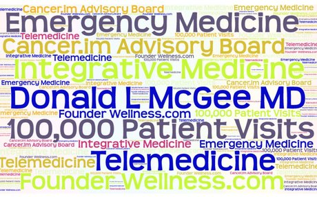 Founder of Wellness.com, Donald L. McGee MD Joins Cancer.im, Inc. Medical Advisory Board