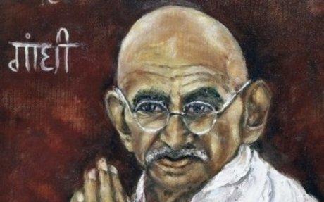 Mohandas Gandhi - HISTORY.com