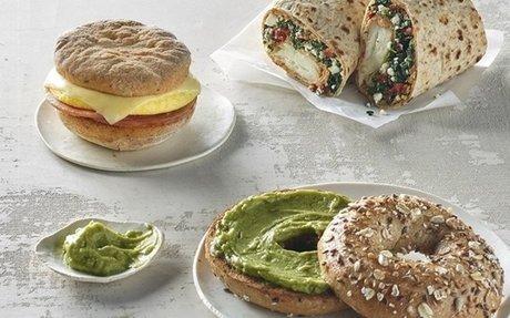 Starbucks Menu | Quick Breakfast Ideas