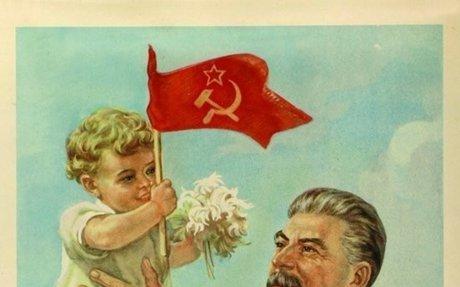 Stalin's Political impact: Propaganda-cult of the leader