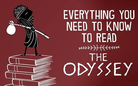 """Everything you need to know to read Homer's """"Odyssey"""" - Jill Dash"""