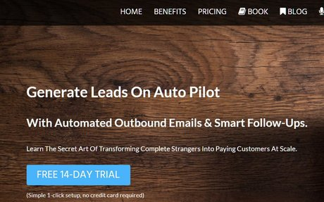 Automated Personalised Cold Emails & Follow Ups - QuickMail.io