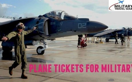 The Travelers Guide to Affordable Military Flights this 2017
