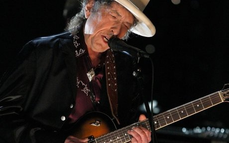 Bob Dylan Won the Nobel Prize in Literature?! A Conversation.