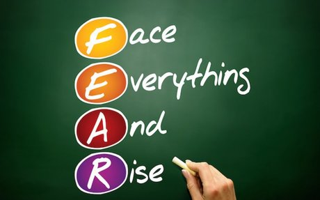 Overcoming my fear