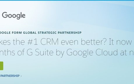 Salesforce.com: The Customer Success Platform To Grow Your Business