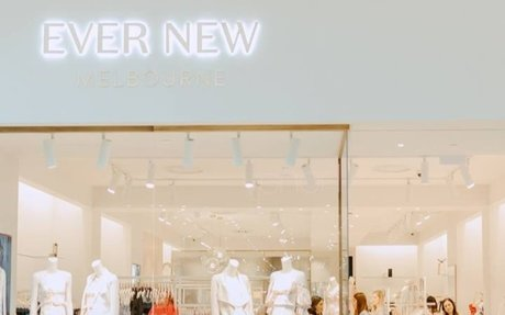 Australian Fashion Brand 'Ever New' Opening 2 Canadian Stores this Spring