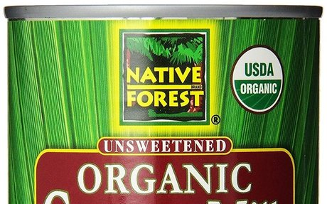 Amazon.com : Native Forest Organic Classic Coconut Milk, 13.5-oz. Cans (Count of 12) : Gro