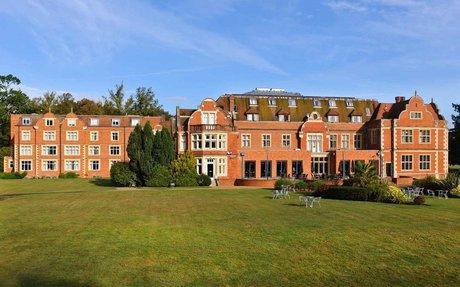 Luxury Hotel in Windsor UK   Savill Court Hotel & Spa