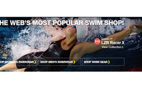 I do a sport and that is swimming
