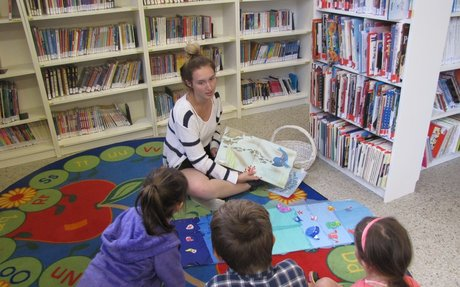Children's Activities with the TD Summer Reading Club