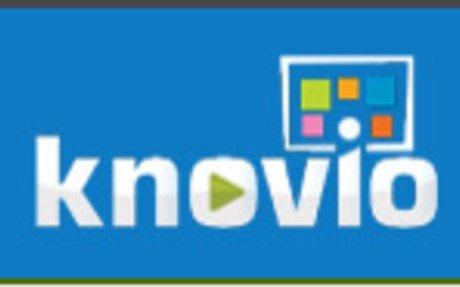 Knovio: Online Video Presentations for Instant Multimedia