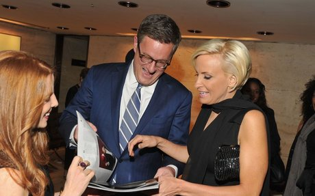 Clinton Shills Attack 'Morning Joe,' Ignore They're All Sell-Outs