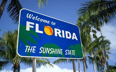 I want to visit Florida