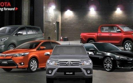 Daftar Harga Mobil Toyota Makassar 2018 - Toyota Makassar