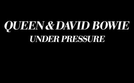 Queen (Ft.DavidBowie) – Under Pressure
