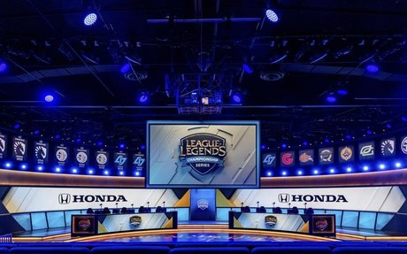 Riot Games announces Honda as automotive partner of LCS