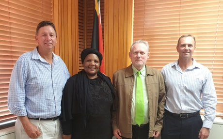 Government meets with the South African Cane Growers Association (SACGA) on Sugar Crisis