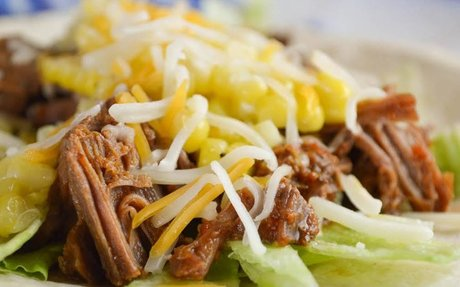 Electric Pressure Cooker Taco Beef Recipe | Yummly