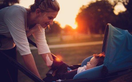 Team dragen of kinderwagen? #Sharon - WIJ à la Mama