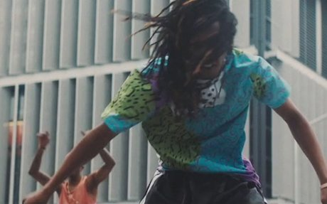 adidas Meets Afrofuturism, In Monty Marsh's New Spec        -       Source Creative