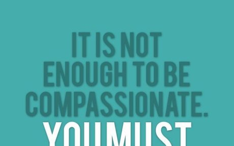 International Day for Social Justice! Compassion and empathy only go so far in institut...